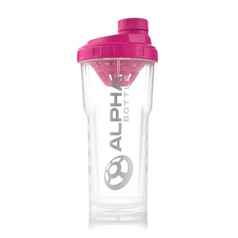Alpha Bottle 750ml Pink - Supplement Dealz