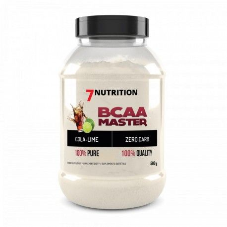 7 NUTRITION BCAA Master (500g) - Supplement Dealz