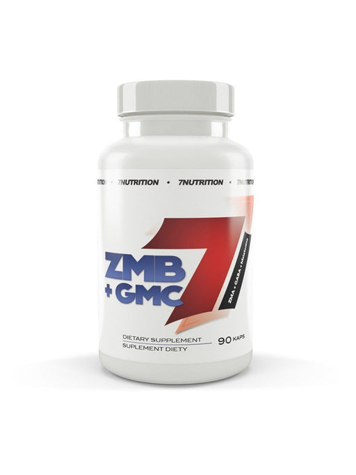 7 NUTRITION ZMB + GMC Regeneration Sleep Aid (90 Caps) - Supplement Dealz