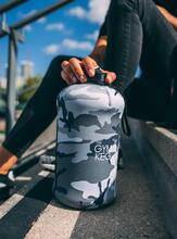 THE GYM KEG WATER BOTTLE 2200ML (2200ml / Urban Camo ) - Supplement Dealz
