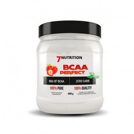 7 NUTRITION BCAA Perfect (500g) - Supplement Dealz