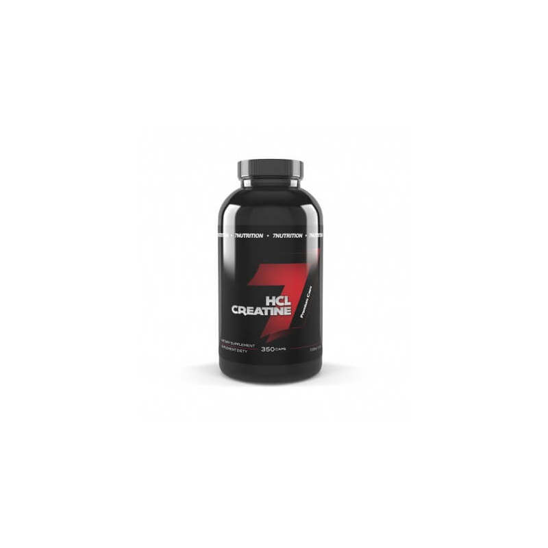 7 NUTRITION HCL Creatine (350 Caps) - Supplement Dealz