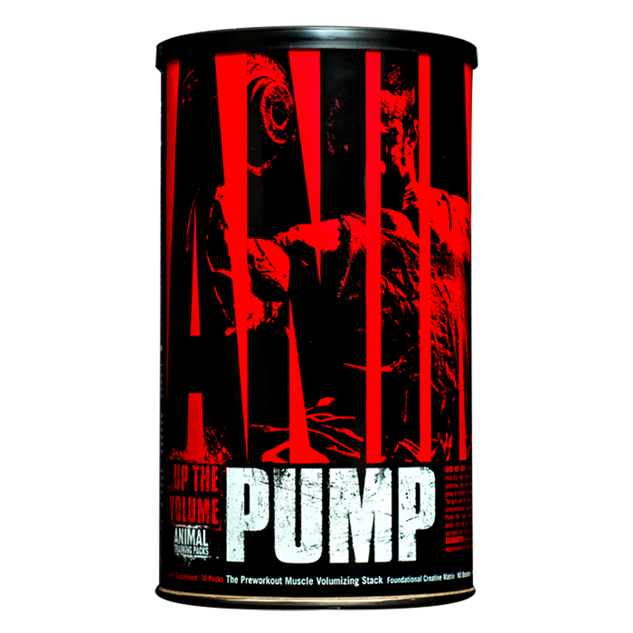 Animal Pump 30 Packs - Supplement Dealz