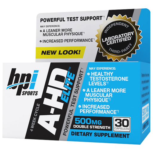 A-HD Elite 30 Caps - Supplement Dealz