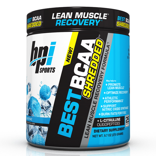 Best BCAA Shredded 275g - Supplement Dealz
