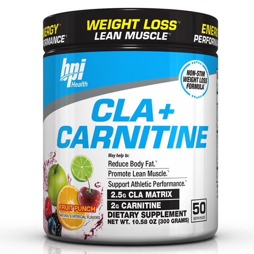 BPI Sports CLA + L Carnitine 300g - Supplement Dealz
