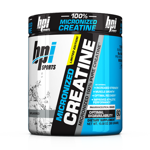 Micronised Creatine - Supplement Dealz