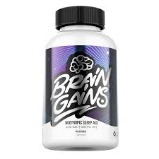 Brain Gains Switch Off - Supplement Dealz