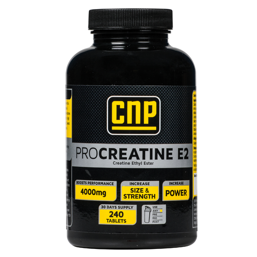 Pro Creatine E2 240 Tabs - Supplement Dealz