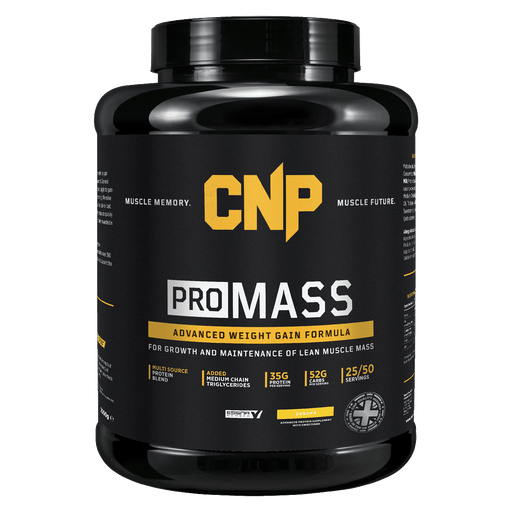 Pro Mass 2.5kg - Supplement Dealz