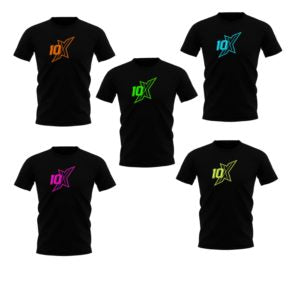 10X Nutriton T Shirt - Supplement Dealz