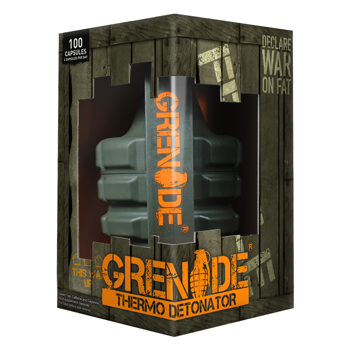 Grenade Thermo Detonator - Supplement Dealz