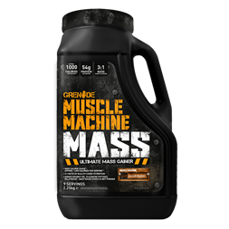 Grenade Muscle Machine Mass 2.25kg - Supplement Dealz