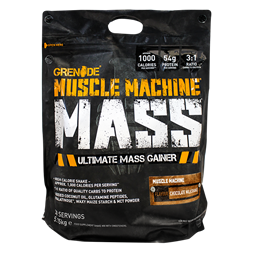 Grenade Muscle Machine Mass 5.75kg - Supplement Dealz