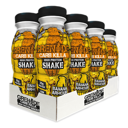 Grenade Carb Killa Shake 8x330ml - Supplement Dealz