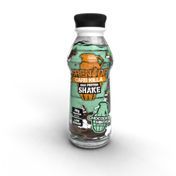 Grenade Carb Killa Shake 6 x 500ml - Supplement Dealz
