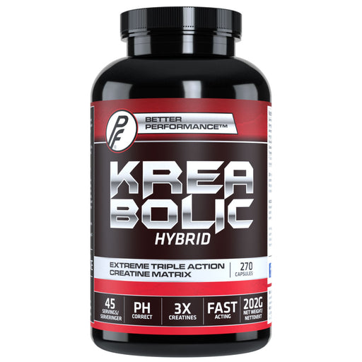 Krea-Bolic 270 Capsules BBE 03/21 - Supplement Dealz