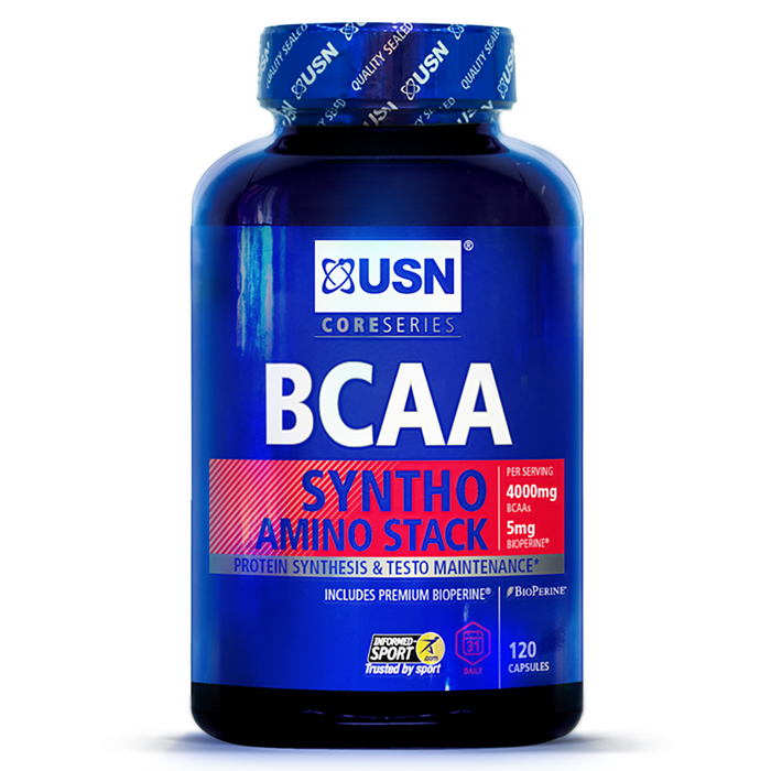 USN BCAA Syntho Stack 120 Caps - Supplement Dealz