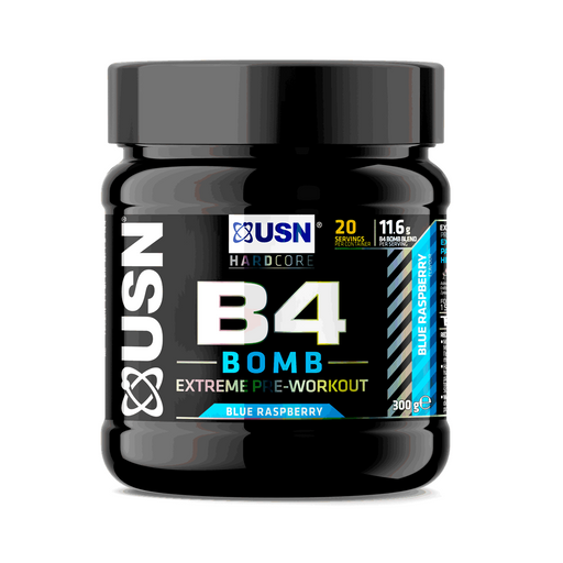 USN B4-Bomb Extreme 300g - Supplement Dealz