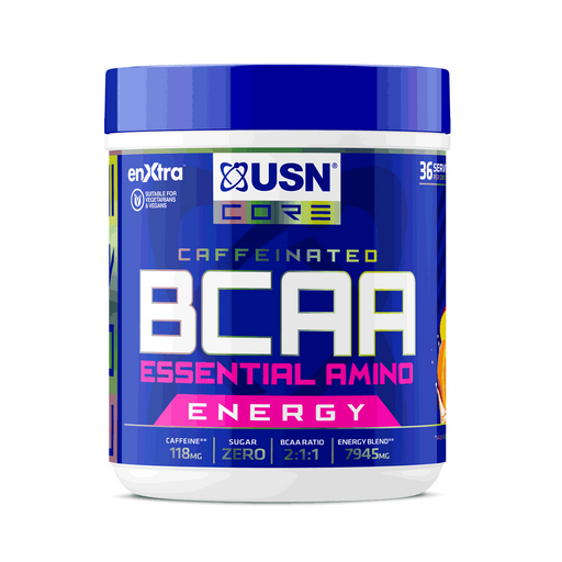 USN BCAA Power Punch Energy 400g - Supplement Dealz