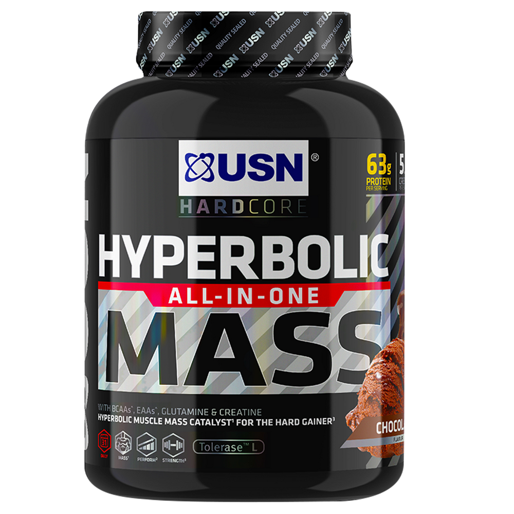 USN Hyperbolic Mass 2kg - Supplement Dealz