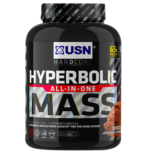 USN Hyperbolic Mass 2kg Chocolate - Supplement Dealz