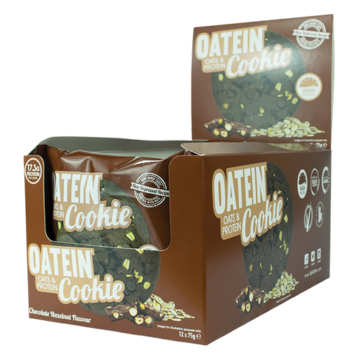 Oatein Cookie 12x75g - Supplement Dealz