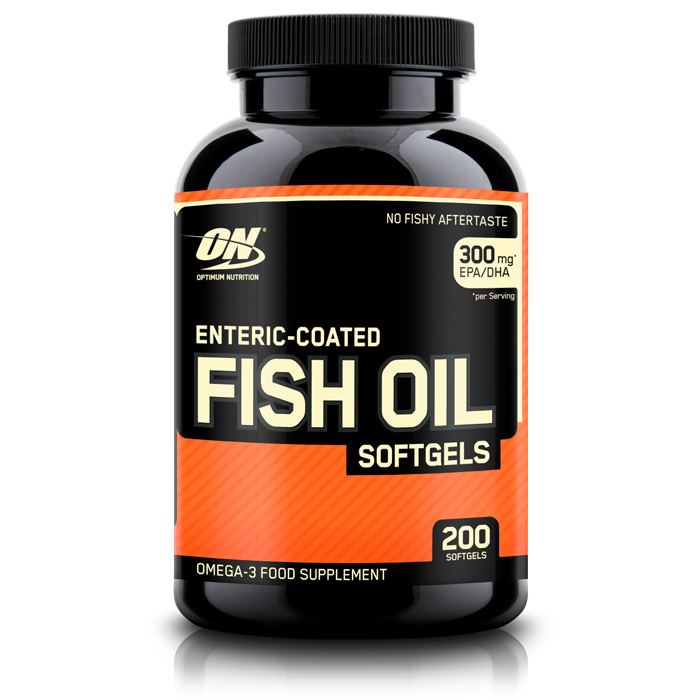 Optimum Nutrition Fish Oil 100 Softgels - Supplement Dealz