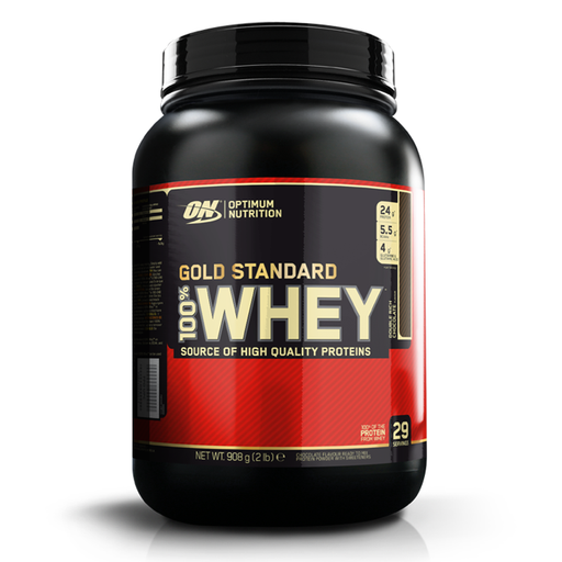 Optimum Nutrition Gold Standard 100% Whey 908g - Supplement Dealz