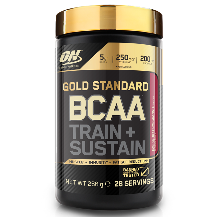 Optimum Nutrition Gold Standard BCAA 266g - Supplement Dealz