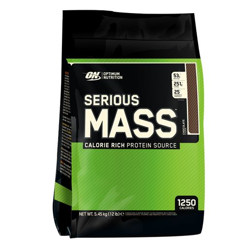 Optimum Nutrition Serious Mass 5.45Kg - Supplement Dealz