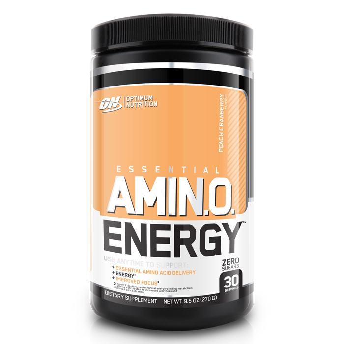 Optimum Nutrition Amino Energy 270g - Supplement Dealz