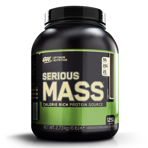Optimum Nutrition Serious Mass 2.73Kg - Supplement Dealz