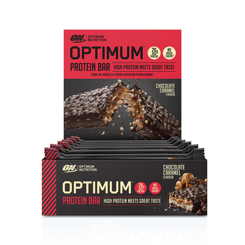 OPTIMUM NUTRITION OPTIMUM BAR 10X60G - Supplement Dealz