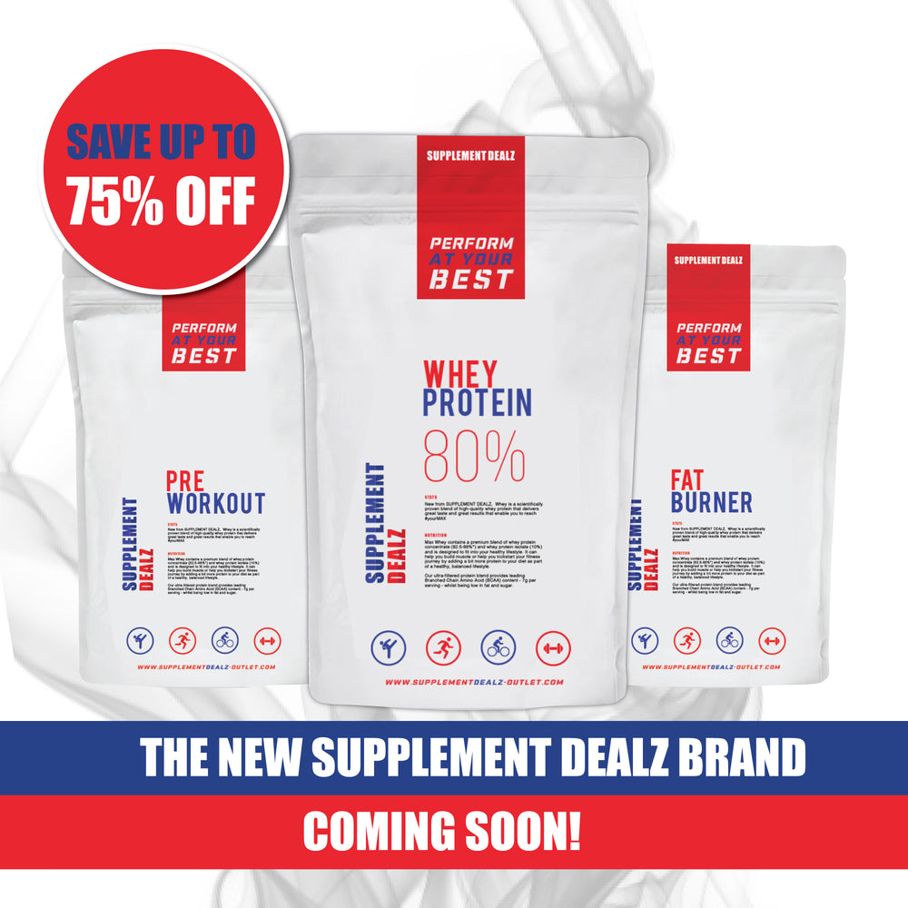 Supplement Dealz Supplements ( coming soon) - Supplement Dealz