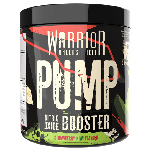 Warrior PUMP 225g - Supplement Dealz