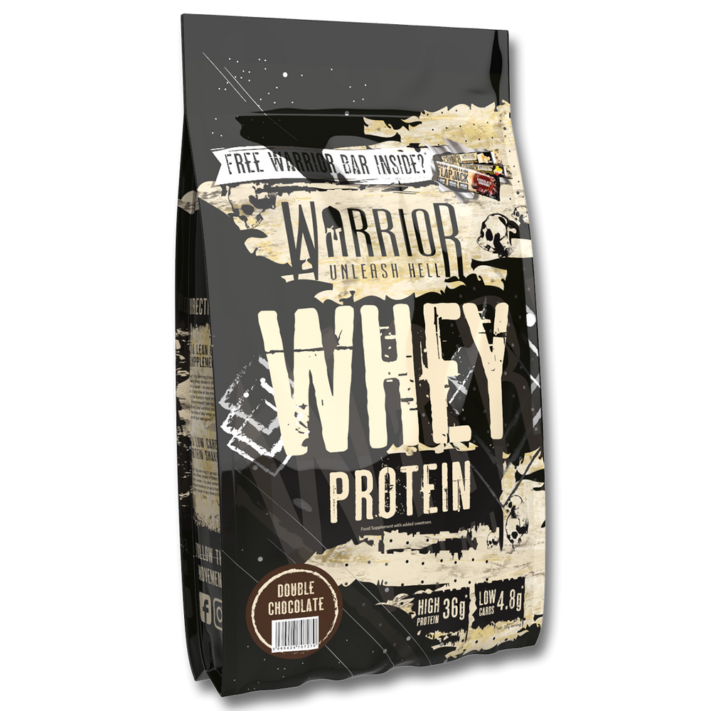 Warrior Whey 1kg - Supplement Dealz