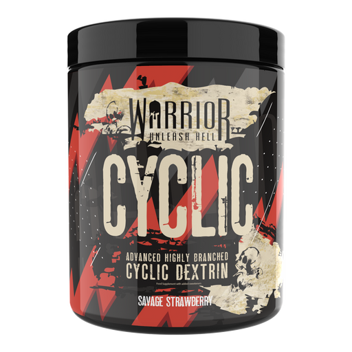 WARRIOR CYCLIC 400G - Supplement Dealz