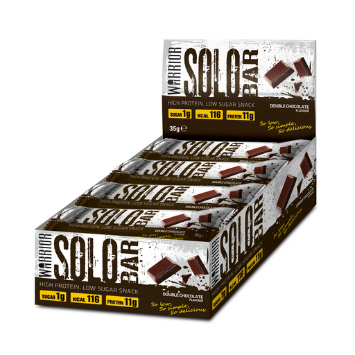 Warrior Solo Bars 12x35g