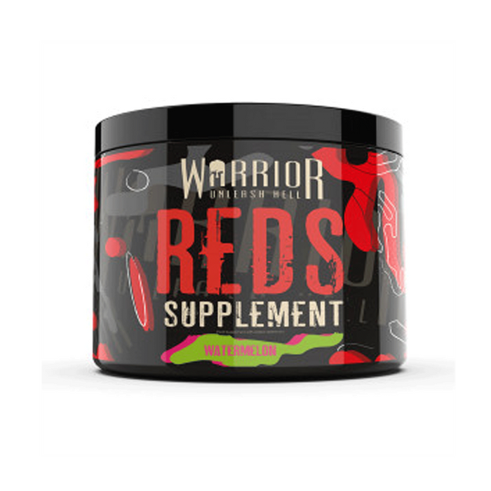 Warrior Reds 150g - Supplement Dealz