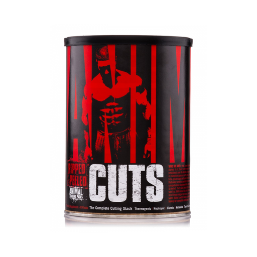 Animal Cuts 42 Packs - Supplement Dealz