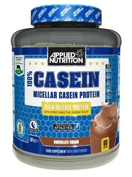 Applied Nutrition 1.8kg 100% Casein - Supplement Dealz