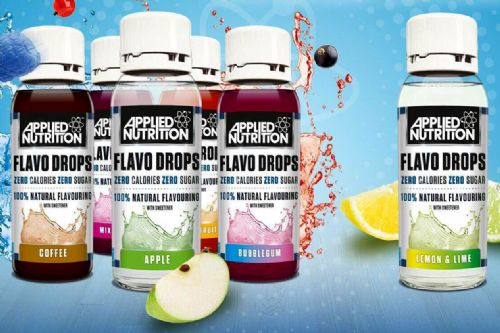 Applied Nutrition NEW  Flavo Drops 1 x 38ml