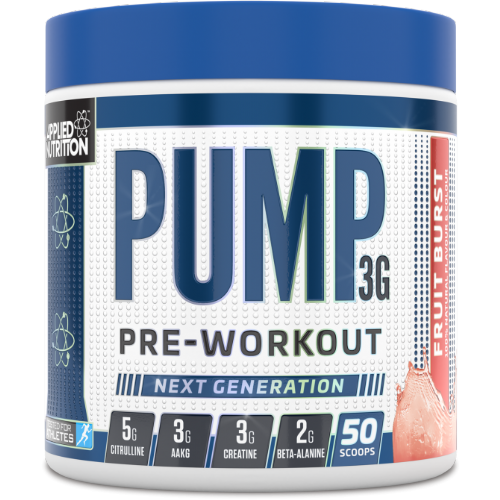 AN Pump 3G -  Stimulant 375g - Supplement Dealz