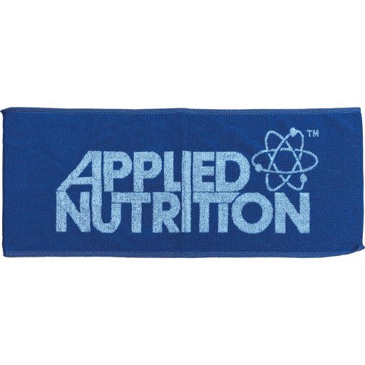 Applied Nutrition Gym Towel 99cm x 41cm - Blue - Supplement Dealz