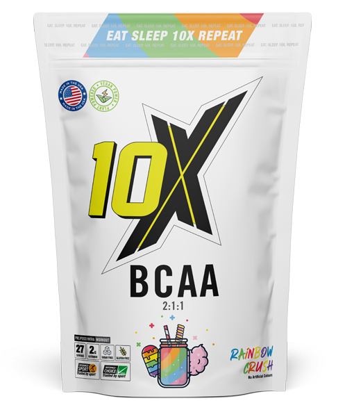 10X Athletic BCAA 240g - vegan - Supplement Dealz