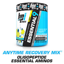 BPI Essential 9 Plant Based Aminos -BBE: 11/19 - Supplement Dealz