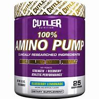 Cutler Amino Pump - BBE:01.20 - 25 servings - Supplement Dealz