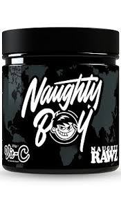Naughty Boy Vitamin C 200g - Supplement Dealz