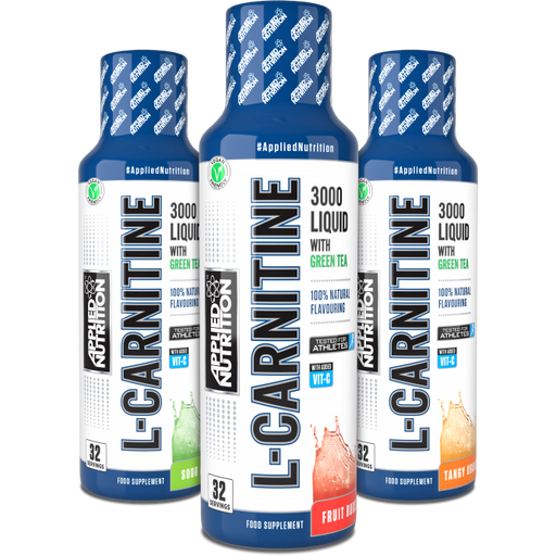 Applied Nutriton L-Carnitine Liquid 3000 (495ml) - Supplement Dealz